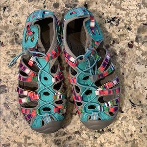 Girls Keen Waterproof Shoes Sandals